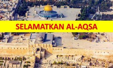 Selamatkan Al Aqsa