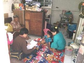 dhuafa, sinergi pelayanan masyarakat, diaper, lansia