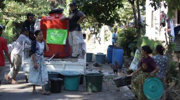 gempa bumi, let's help lombok, air bersih, bencana alam