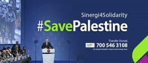 Donasi Kemanusiaan Untuk Palestina