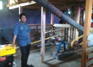 Donasi Pembangunan Huller – Lumbung Desa