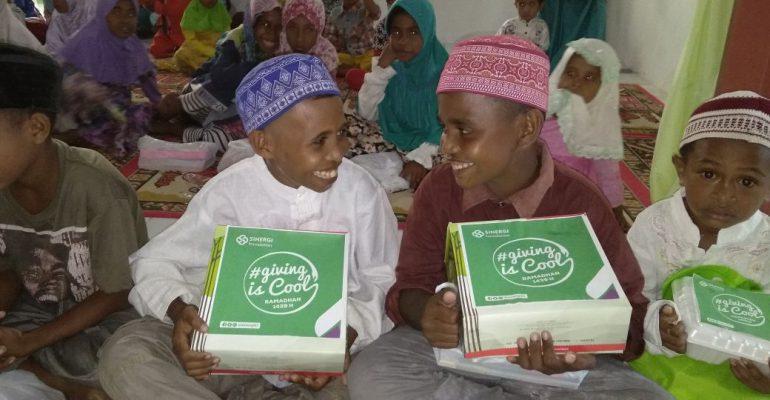 amal shaleh, ramadhan, sinergi berkah ramadhan, berkah, buka puasa, puasa, sinergi foundation