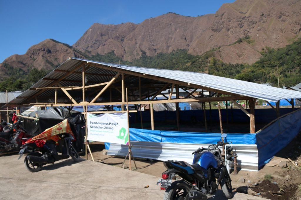gempa bumi, bencana alam, lombok, let's help lombok