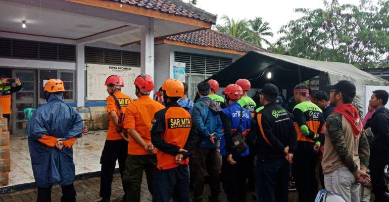 sinergi, kolaborasi, korban, bencana alam, tsunami