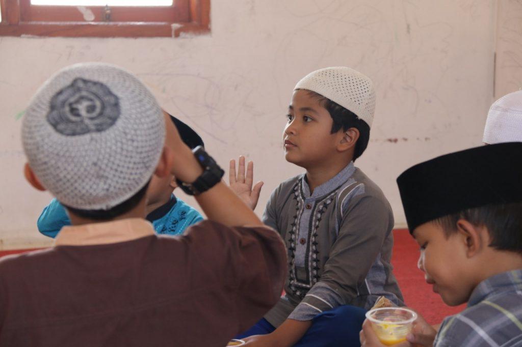 kebaikan, penghafal al quran, kuttab al fatih, pendidikan gratis, iman