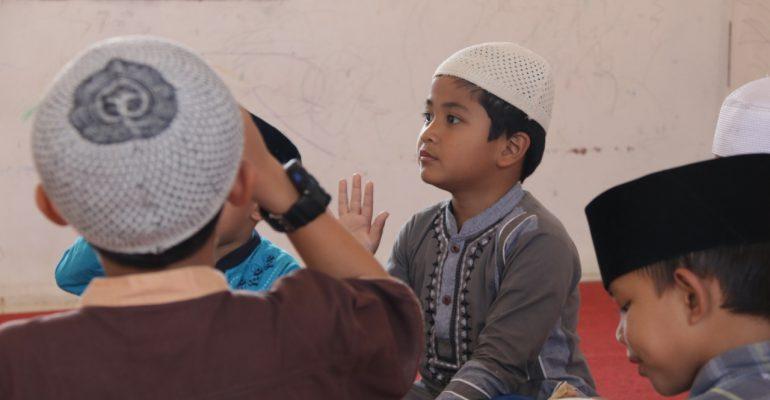 kuttab al fatih, pendidikan gratis, iman