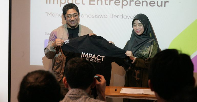 sociopreneur, impact entrepreneur, sinergi zakat, pemberdayaan
