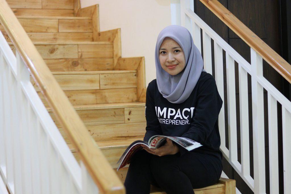 impact entrepreneur, beasiswa, sociopreneur, bisnis, zakat