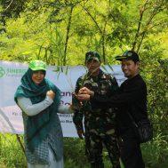 sinergi kebaikan, penanaman 1000 bambu, bambu, DAS Cimanuk, banjir bandang, garut