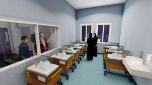 sinergi foundation, rumah sakit bersalin ibu dan anak, menolong keluarga dhuafa