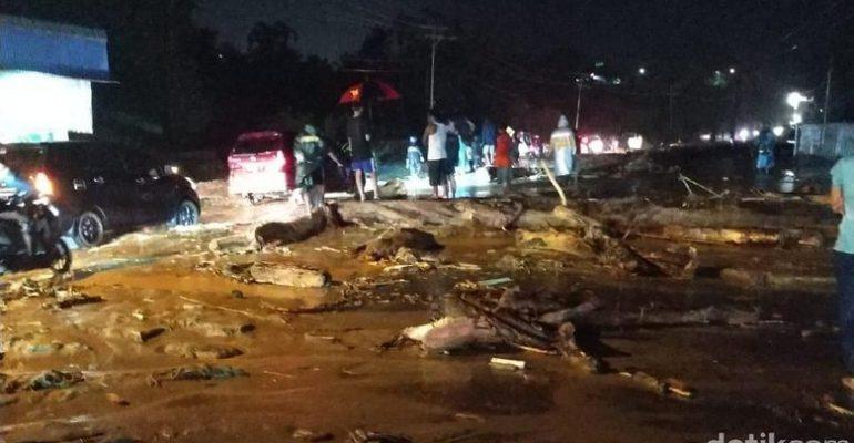 bencana alam, korban bencana, negeri ini, banjir, banjir bandang, jayapura, sentani, sinergi foundation