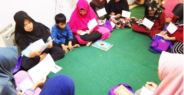 rbc, sinergi zakat, ramadhan, rumah bersalin cuma-cuma, dhuafa, al quran