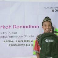 sinergi berkah ramadhan, desa ramadhan, paket berkah, puasa