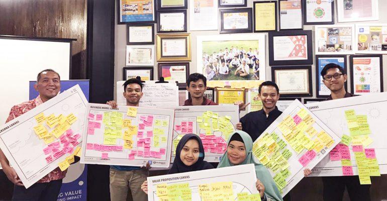 impact entrepreneur, beasiswa, beasiswa pendidikan, model bisnis, juara lomba
