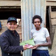 green kurban, papua