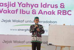 Ustad Adi Hidayat-Peresmian RSWIA Sinergi Foundation