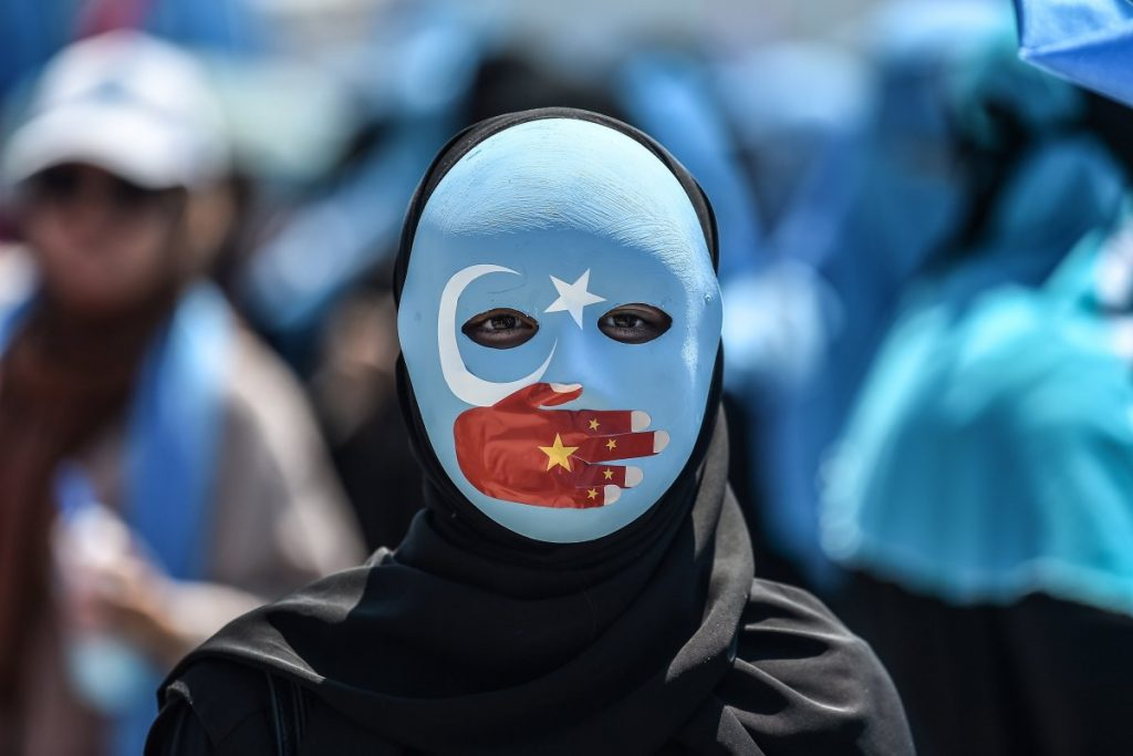 uyghur, uighur, solidaritas, sinergy for humanity