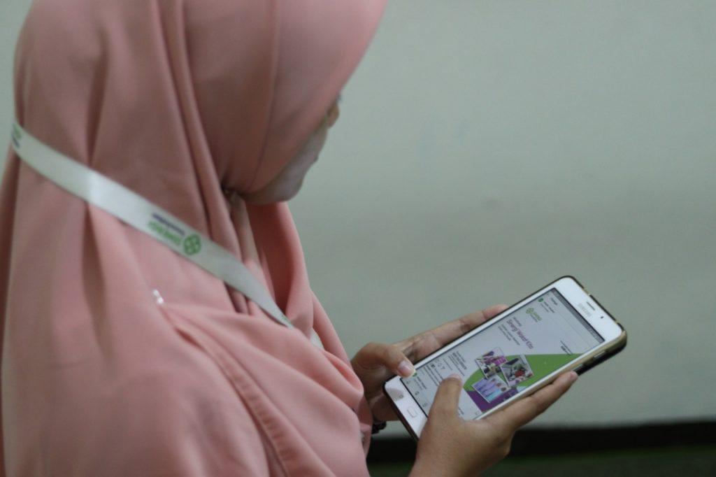 pesantren virtual ramadhan, #DiRumahAja