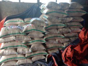 lumbung desa, compreng, beras, pemberdayaan