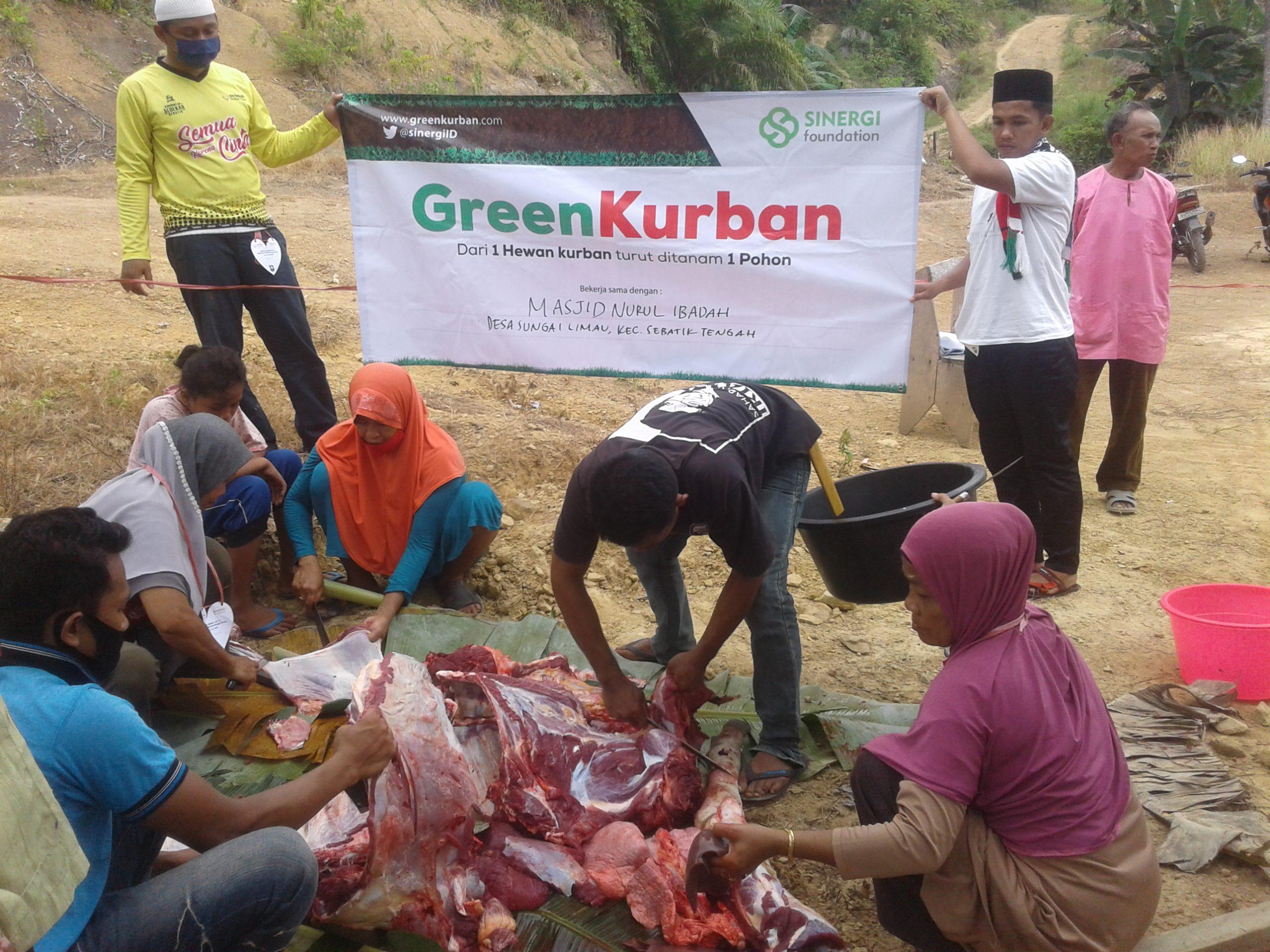 green kurban, kurban