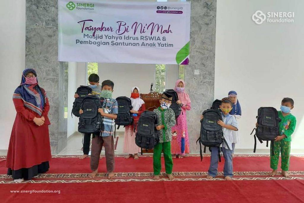 RSWIA,RBC, Masjid Yahya Idrus