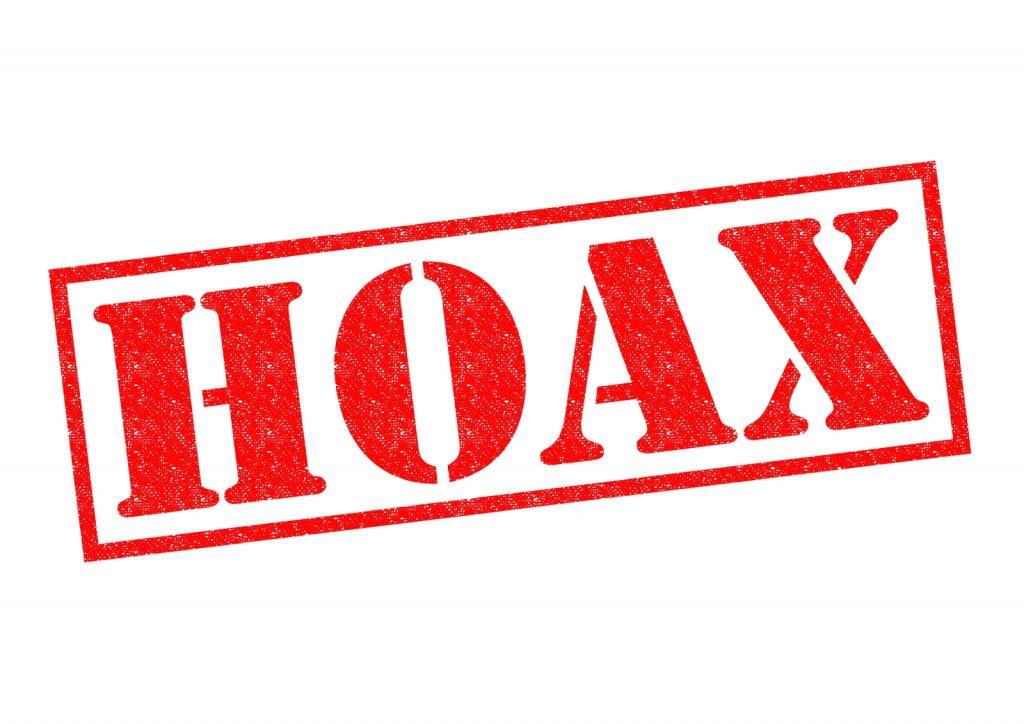 hoax, tabayun