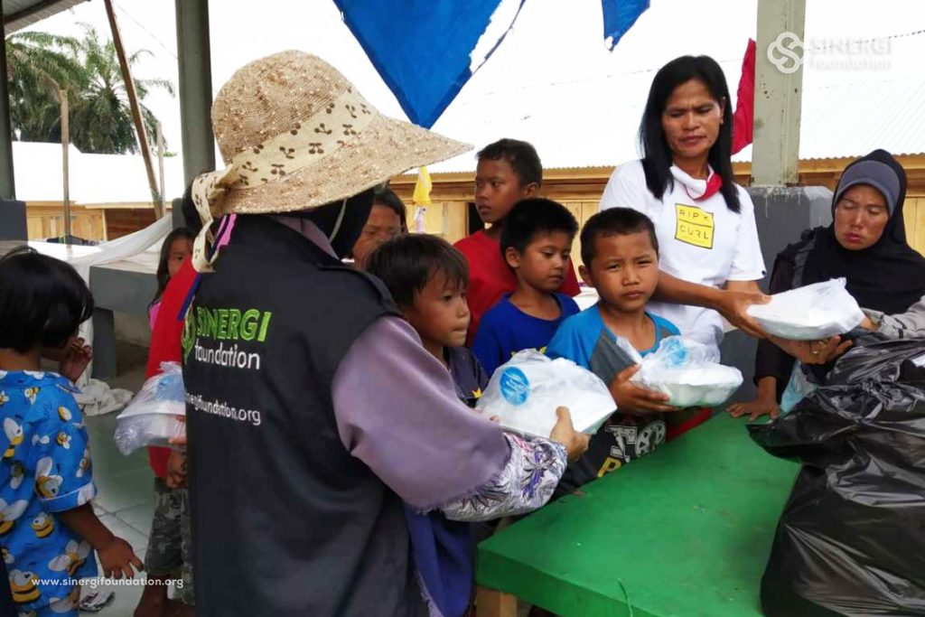 masamba, banjir bandang, sinergy for humanity, s4h