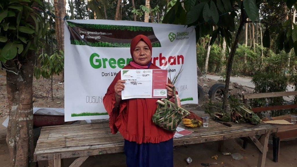 green kurban, lombok,