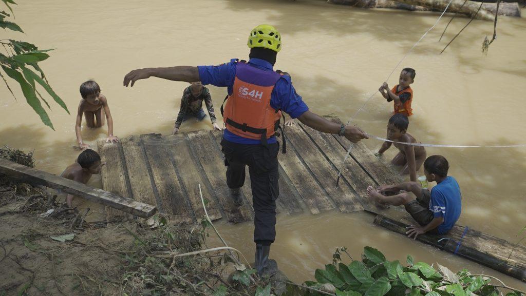 masamba, banjir, banjir bandang, sinergy for humanity, s4h