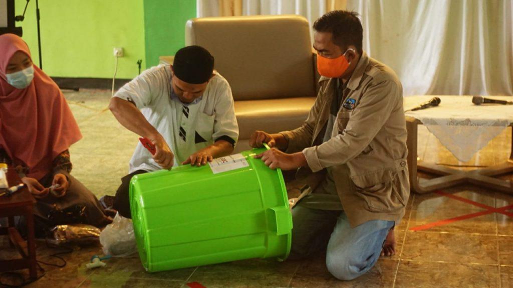 rbc, rumah bersalin cuma-cuma, pemberdayaan, budidaya lele