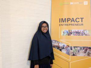 impact entrepreneur, awardee impact entrepreneur, zakat, sinergi zakat, fiqh muamalah