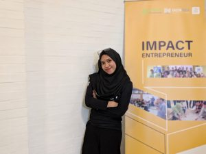 Impact Entrepreneur, awardee impact entrepreneur, beasiswa