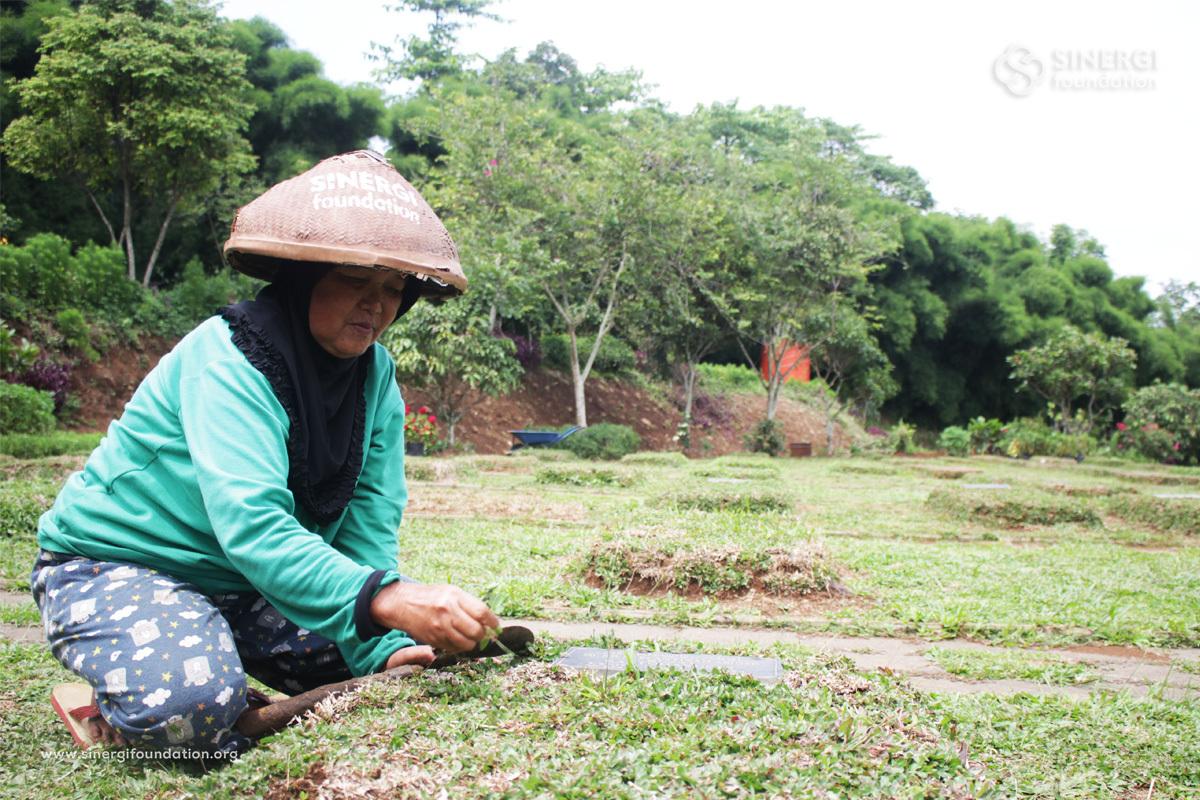 proses gardening fmp, wakaf produktif, manfaat