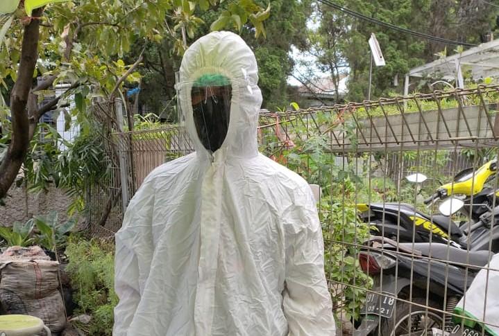 pasien covid-19. pandemi, pengantaran pasien