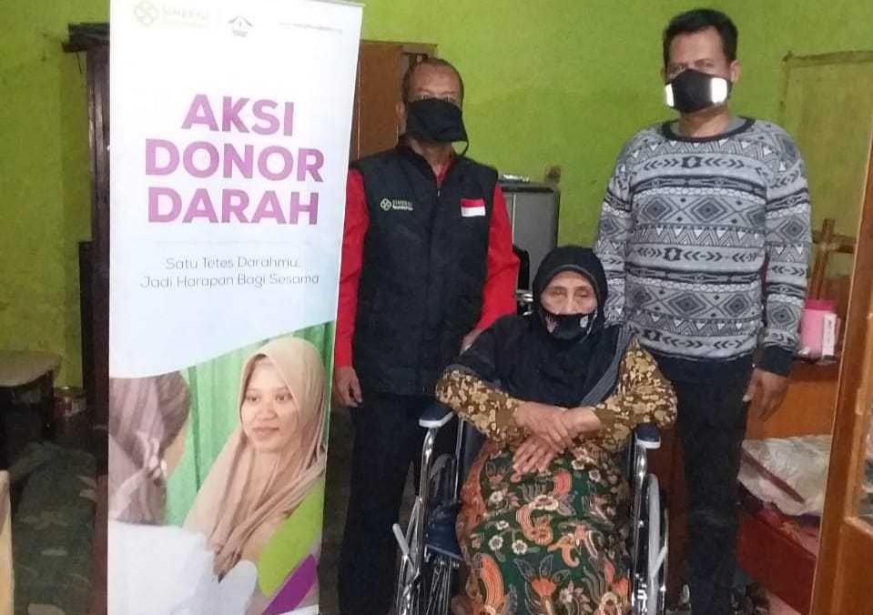 kursi roda, sinergi pelayanan masyarakat