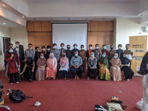 workshop para awardee, impact entrepreneur, erie sudewo