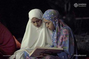 mamuju, mengaji, madrasah