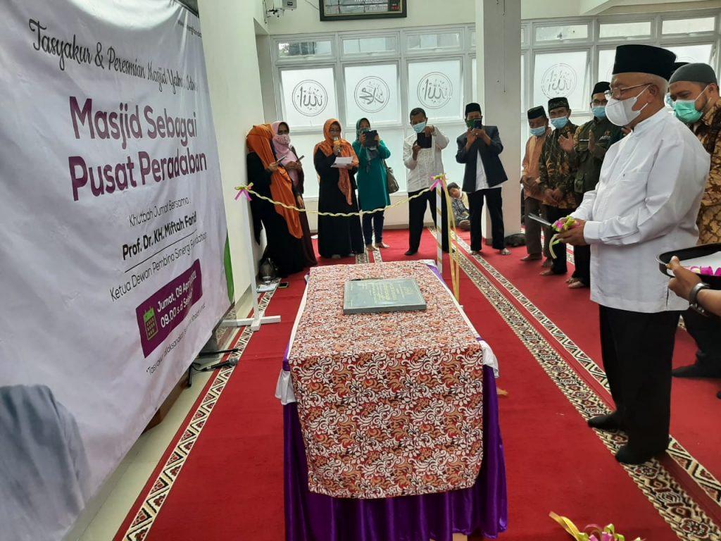 wakaf, masjid yahya idrus
