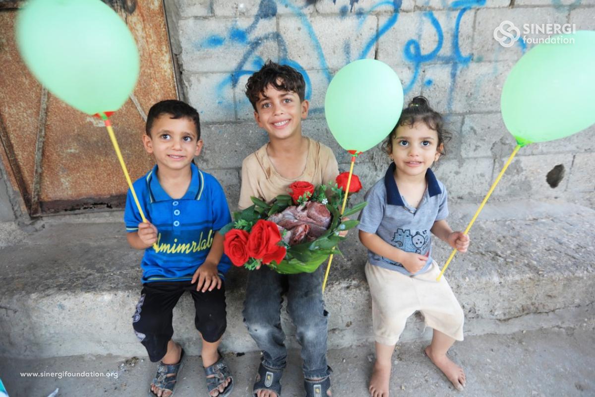 gaza, palestina, kurban