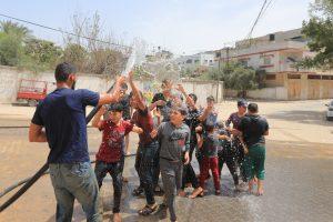 Sumur Wakaf Gaza, sinergi foundation