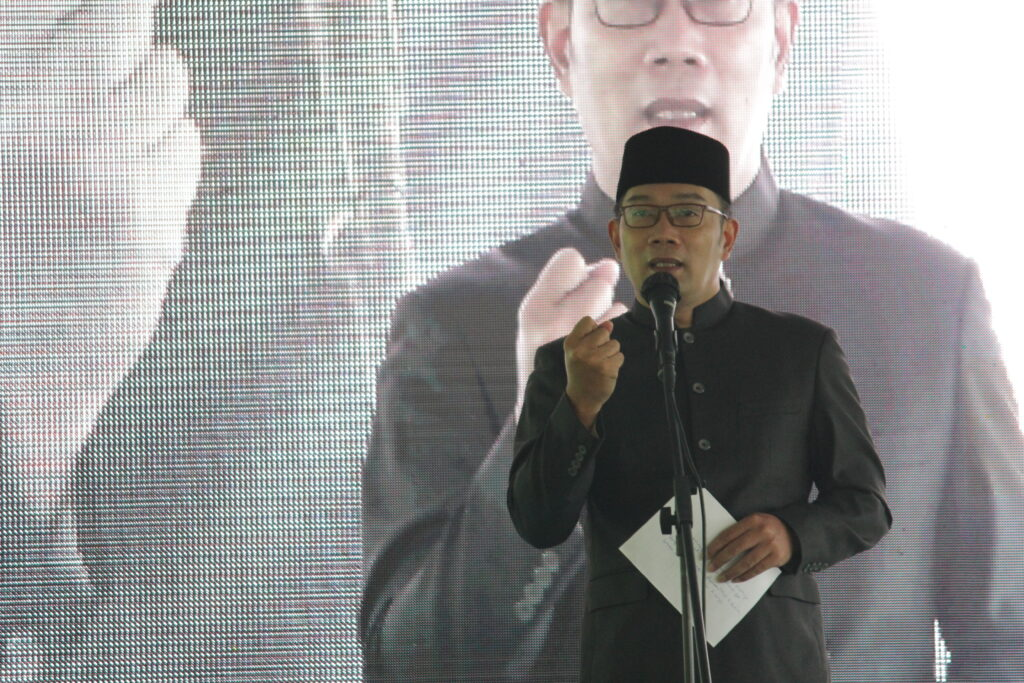 Ridwan Kamil, Masjid Daarul Aulia, lembang