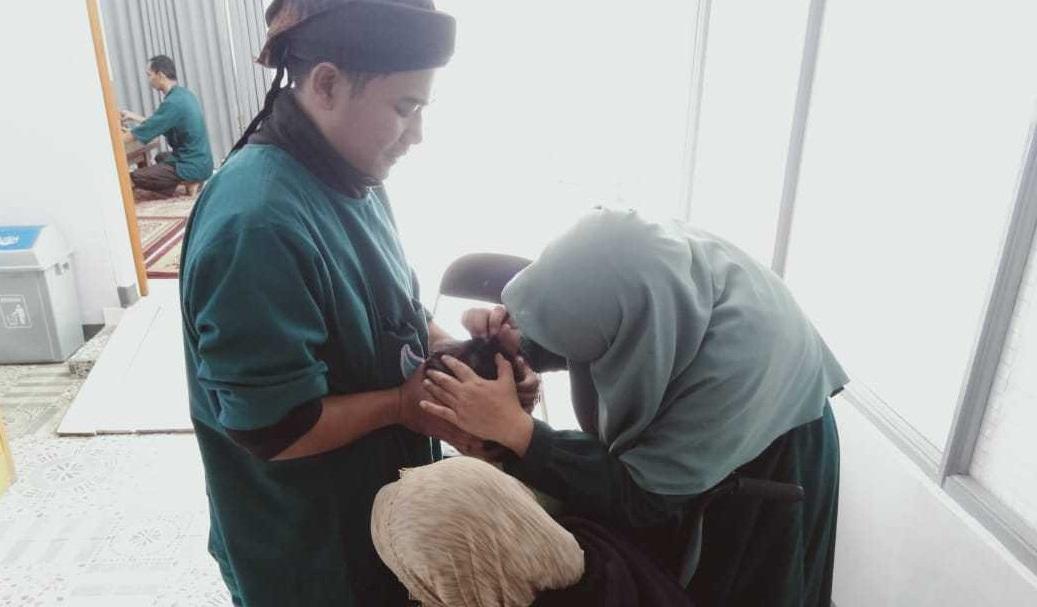 celebral palsy, zakat